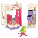 Fisher-Price Loving Family Kid's Bedroom Set