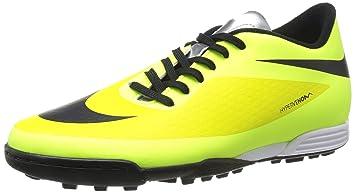 Nike Schuhe Herren Hypervenom phade TF Vbrnt yllwblk mtllc