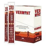 Vermont Smoke & Cure Meat Sticks, Beef, Antibiotic Free, Gluten Free, BBQ, 1oz Stick, 24 Count