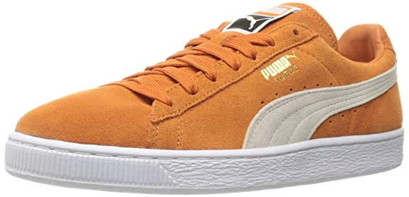 861b7d2298f1 Puma Unisex Suede Classic+ Leather Sneakers available at Amazon for  Rs.1572.2