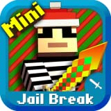 Cops N Robbers (Jail Break) - Minecraft Mini Game & Multiplayer