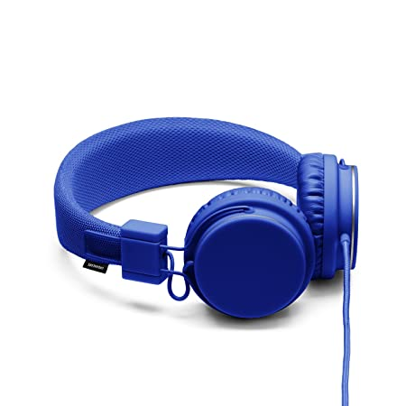 URBANEARS Plattan Over-Ear Headphones - Cobalt: Home Audio & Theater