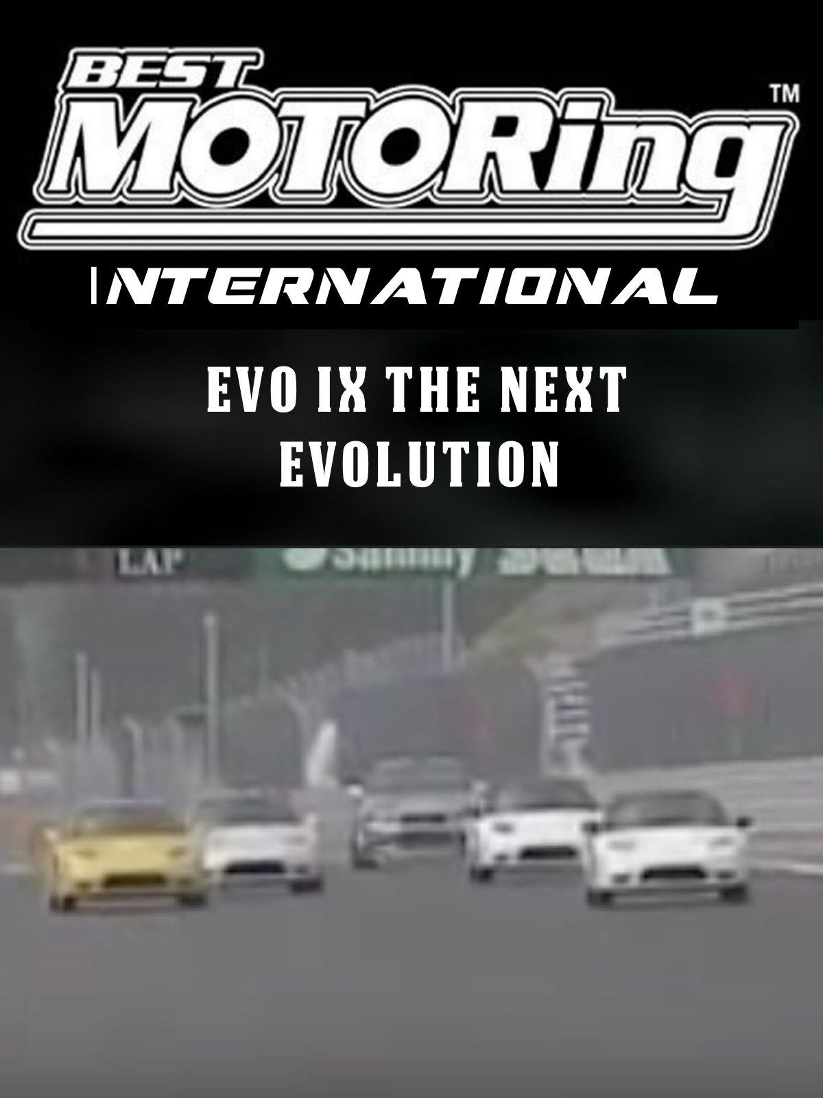 Best Motoring International Evo IX The Next Evolution