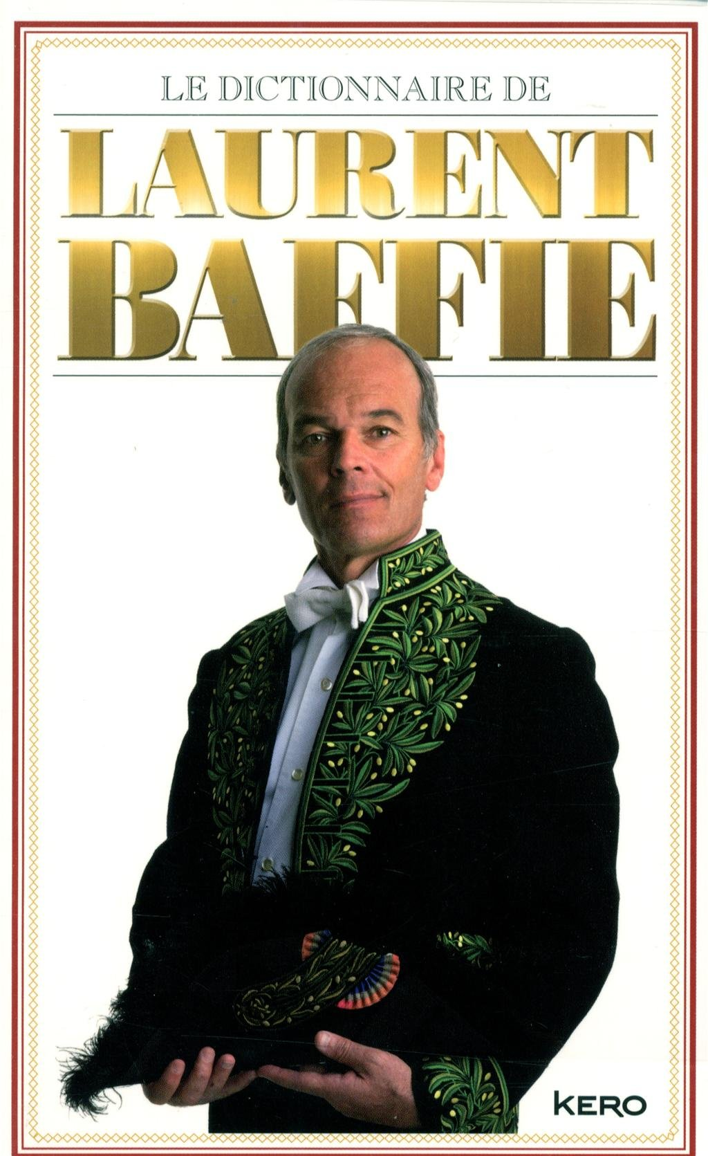 livre dictionnaire de Laurent Baffie