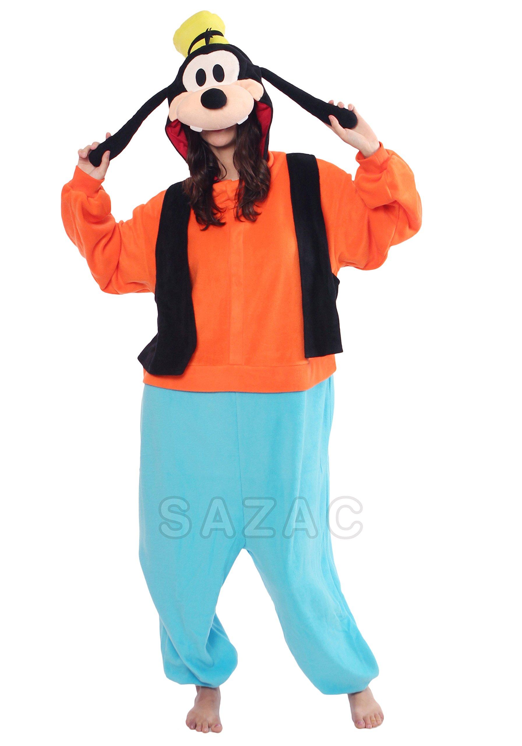 Goofy Pajama Costume Kigu