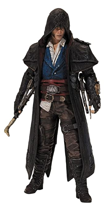 Mcfarlane Toys Assassin's Creed Syndicate Exclusive Jacob Frye Blackguard Outfit