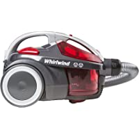Hoover Whirlwind SE71_WR02 Cylinder Bagless 700W Vacuum Cleaner (Grey & Red)