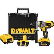 DEWALT DCD970KL 18-Volt XRP Lithium-Ion 1/2-Inch Hammerdrill/Drill/Driver Kit