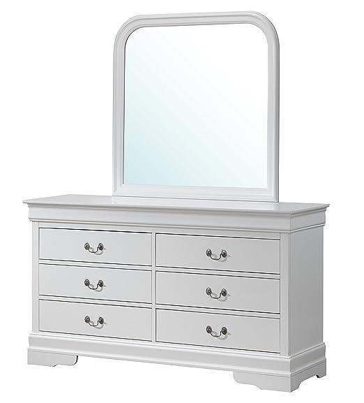 Glory Furniture G3190-D Bedroom Dresser, White