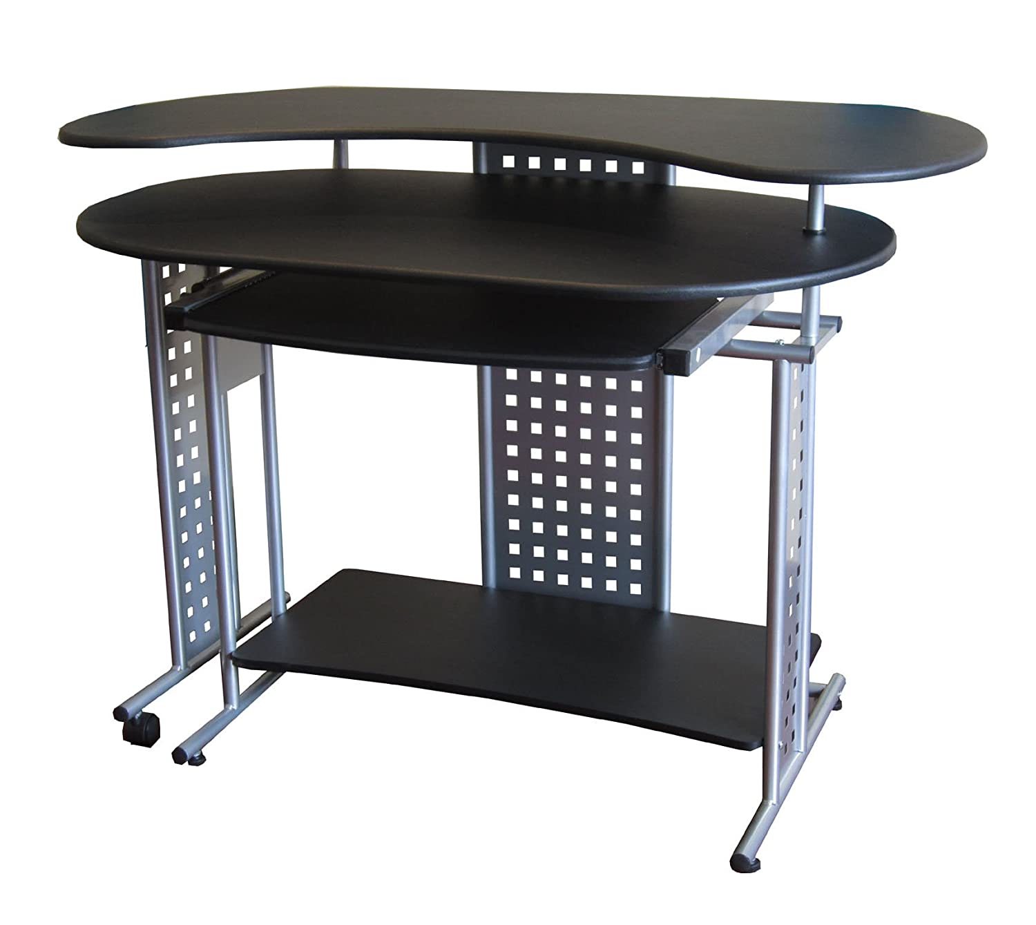 Computer Desk Table Executive Secretary Business Home Office Furniture