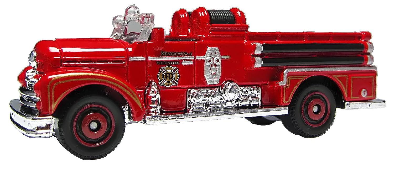 Seagrave Fire Engine – Matchbox Feuerweher – MBX Heroic Rescue günstig