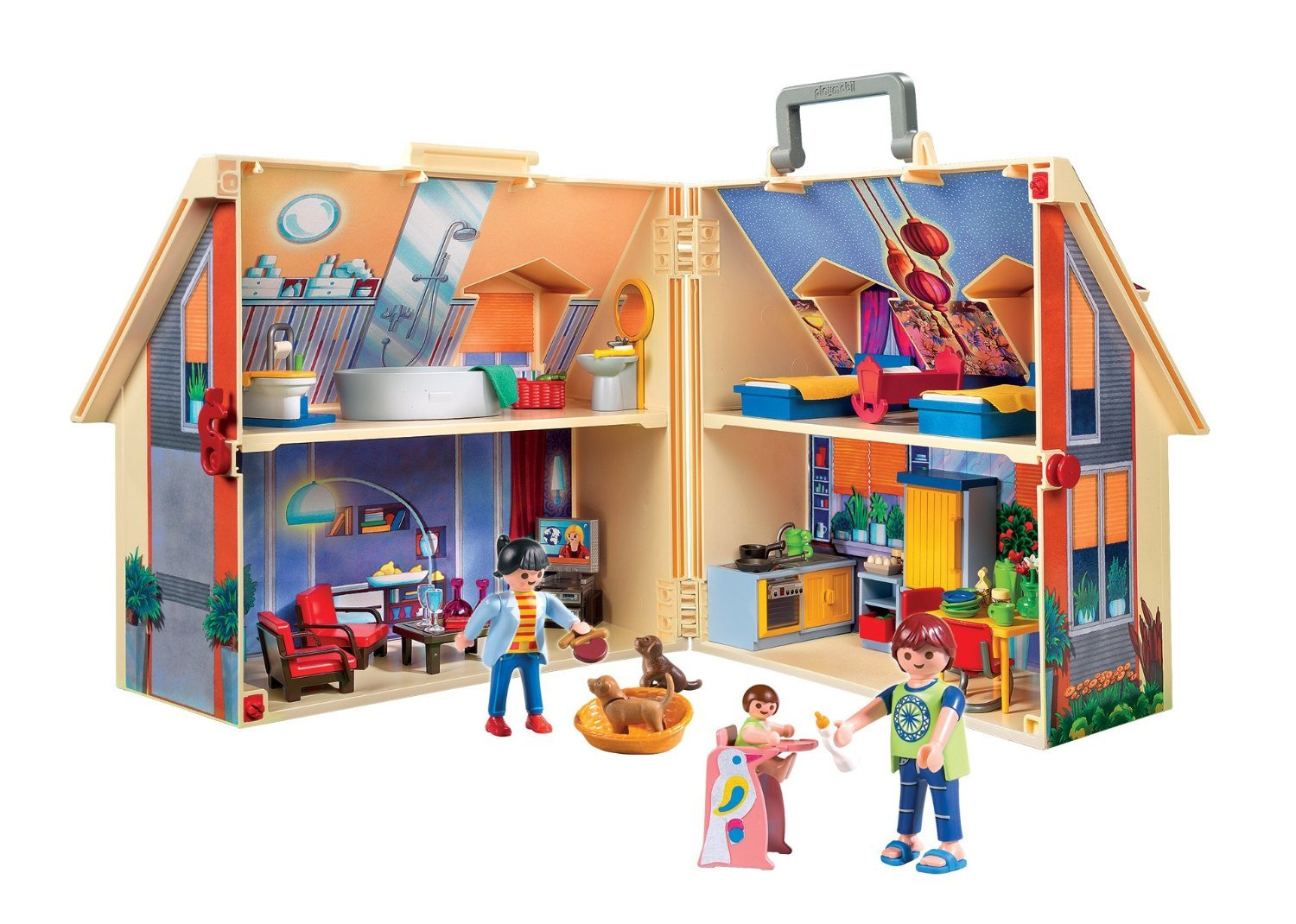 Playmobil take along dolls house at house of fraser for Amazon casa