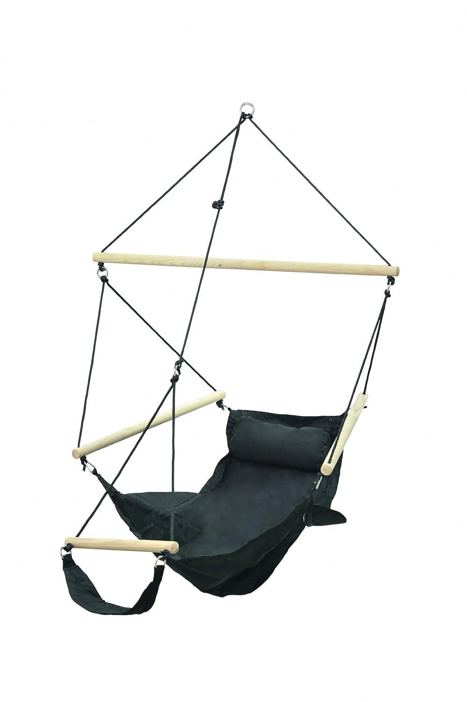 Amazonas AZ-2030580 Swinger black Hängematte, Belastbarkeit 120kg günstig