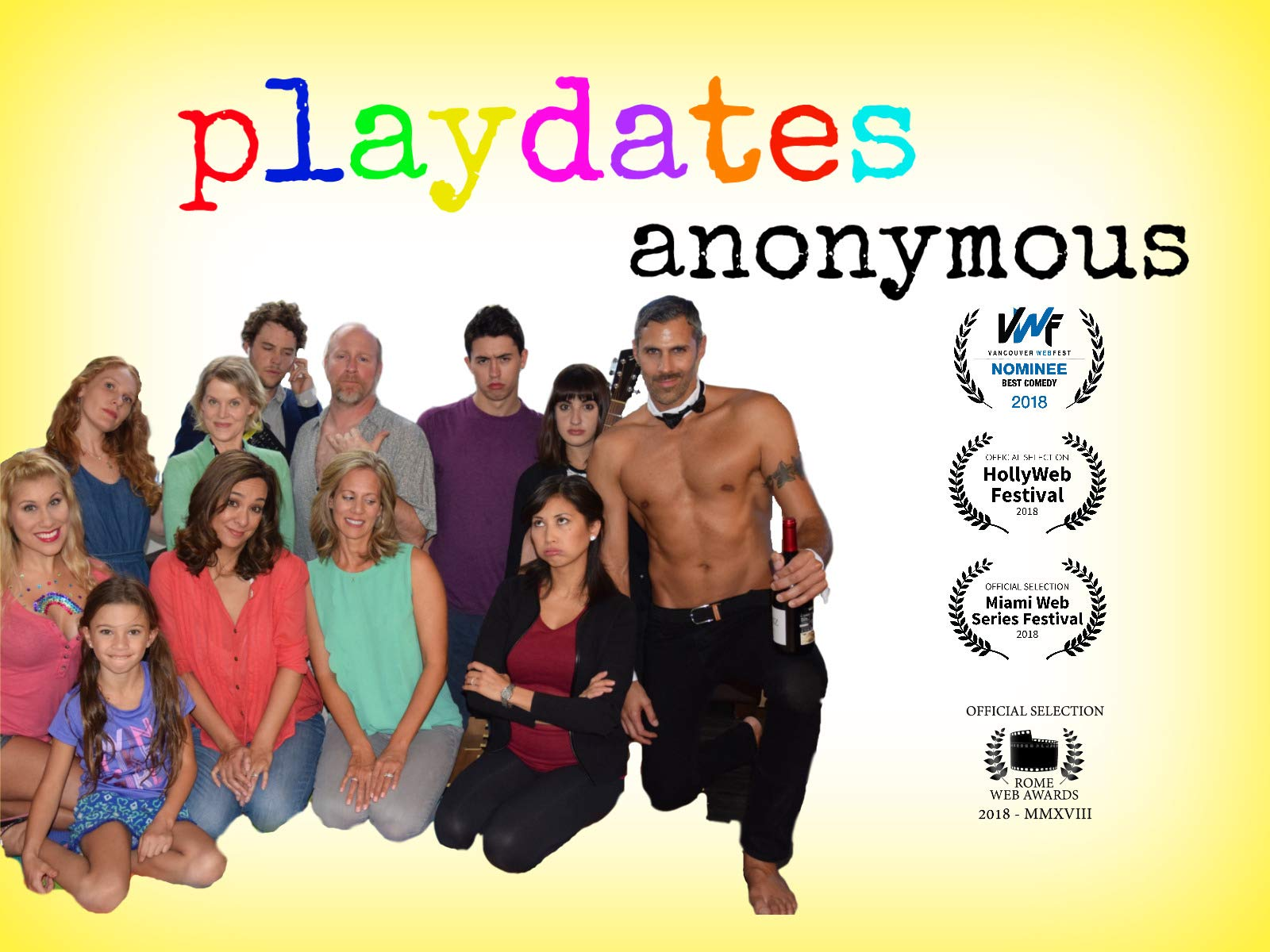 Playdates Anonymous on Amazon Prime Instant Video UK