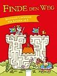 Finde den Weg!: Spannende Labyrinthe...