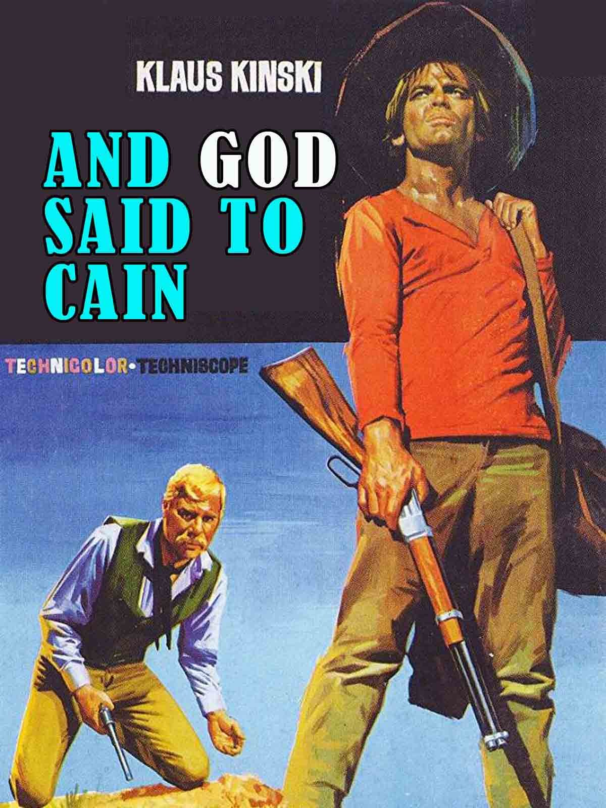 And God Said To Cain on Amazon Prime Instant Video UK