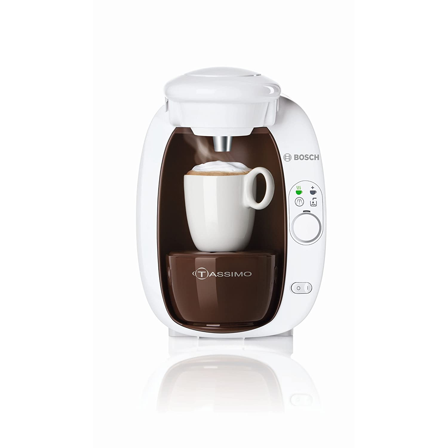 Portable Tassimo Coffee Maker : Tassimo by Bosch TAS2001UC Single Serve Coffee Brewer ~ coffee maker machine