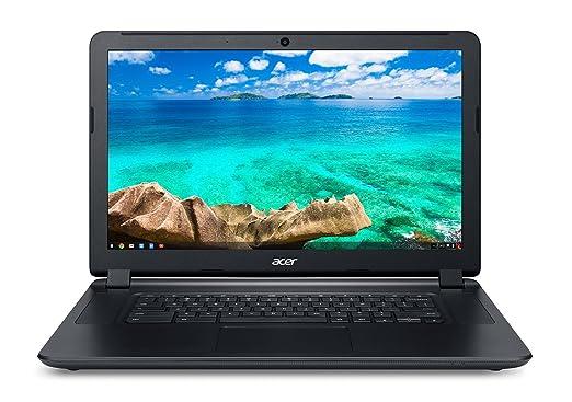 Acer Chromebook 15 C910-C37P 16-Inch Chromebook (1.5 GHz Intel Celeron 3205U Dual-core processor, 4GB memory, 32GB SSD, Chrome OS)