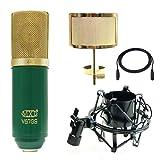 MXL V67-MD1 Bundle | Large Diaphragm Cardioid Condenser Microphone Kit V67GS 57 PF005-G SR 25 X
