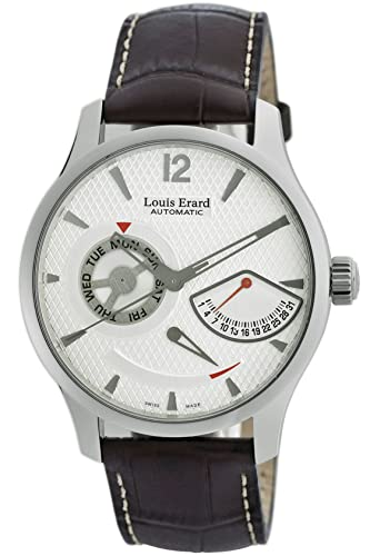 Louis Erard Men's 87221AA01.BDC52 1931 Power Reserve Watch