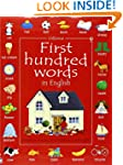 First Hundred Words in English (Usbor...