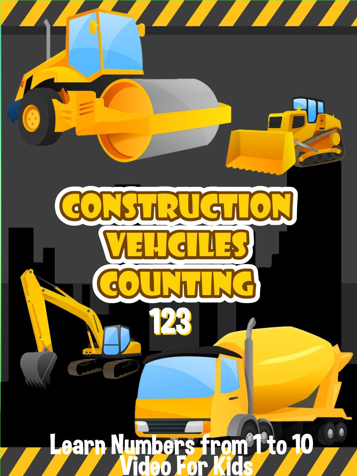 Construction Vehicles Counting 123