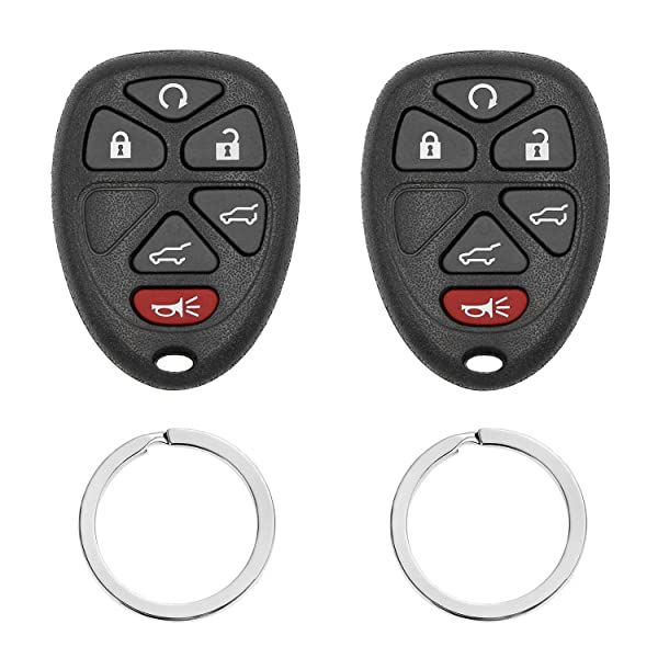 Discount Keyless Replacement Key Fob Car Keyless Entry Remote For Allure Lacrosse Chevy Cobalt Malibu G5 G6 Grand Prix 22733524