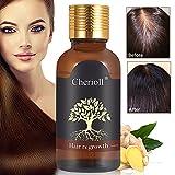 Hair Growth,Hair Growth Serum,Hair Growth Essence,Hair Growth Liquid,Hair Treatment Serum Oil,Help Grow Healthy, Strong Hair,Hair Regrowth of Thinning Hair v (1) (Tamaño: 1)