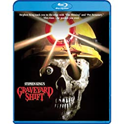 Stephen King's Graveyard Shift (1990) [Blu-ray]