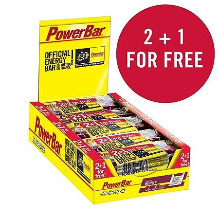 Powerbar Energie und Nahrungsmittelpreise Recovery Energize 55 g Bar Schokolade - Triopack 10 x 3,29010215