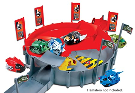 Caractère Kung Zhu Pets Arena Deluxe Playset