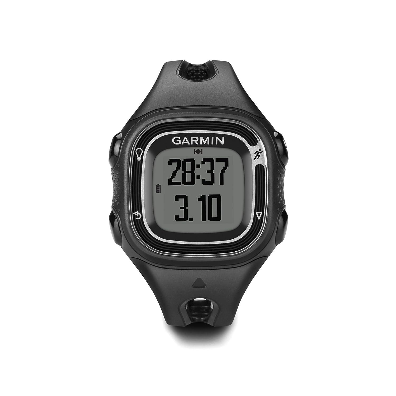Garmin Forerunner 10 GPS Watch (Black/Silver)