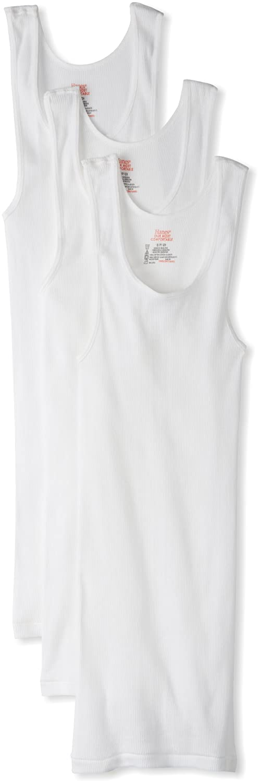 Мужская майка Hanes Men's Classics 3 Pack A-Shirt