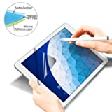 Soke iPad Air 3 Screen Protector Paper-Like[Scratch Resistant][Paperlike Film Writing][High Touch Sensitivity] for New Apple iPad Air 3rd Gen 2019/ iPad Pro 10.5 Inch 2017 (Color: Clear)