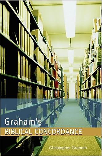 Graham's Biblical Concordance