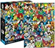 DC Comics Characters 1500 piece jigsaw puzzle (nm)