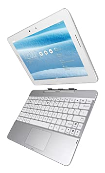 "Asus Transformer Pad TF103C-1B010A Tablette tactile 10"" 16 Go, Android, Wi-Fi, Blanc + Dock clavier détachable - AZERTY"
