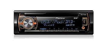 Pioneer DEH-X6500DAB-AN Autoradio CD/DVD