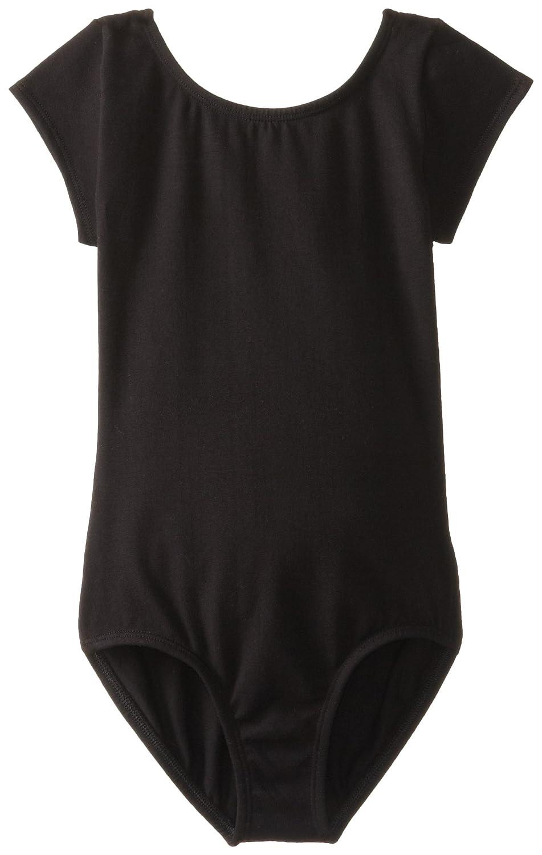 Clementine Big Girls' Short Sleeve Leotard roxy big girls classic short sleeve logo rashguard