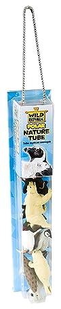 Wild Republic - 12888 - Tube -  Figurines - Ensemble de Jeu Polaire