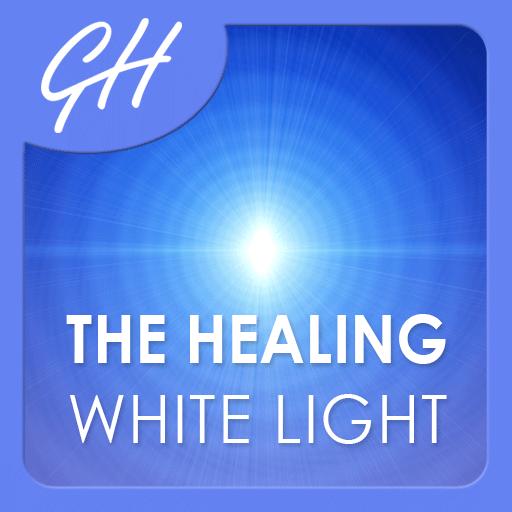 Healing White Light by Glenn Harrold