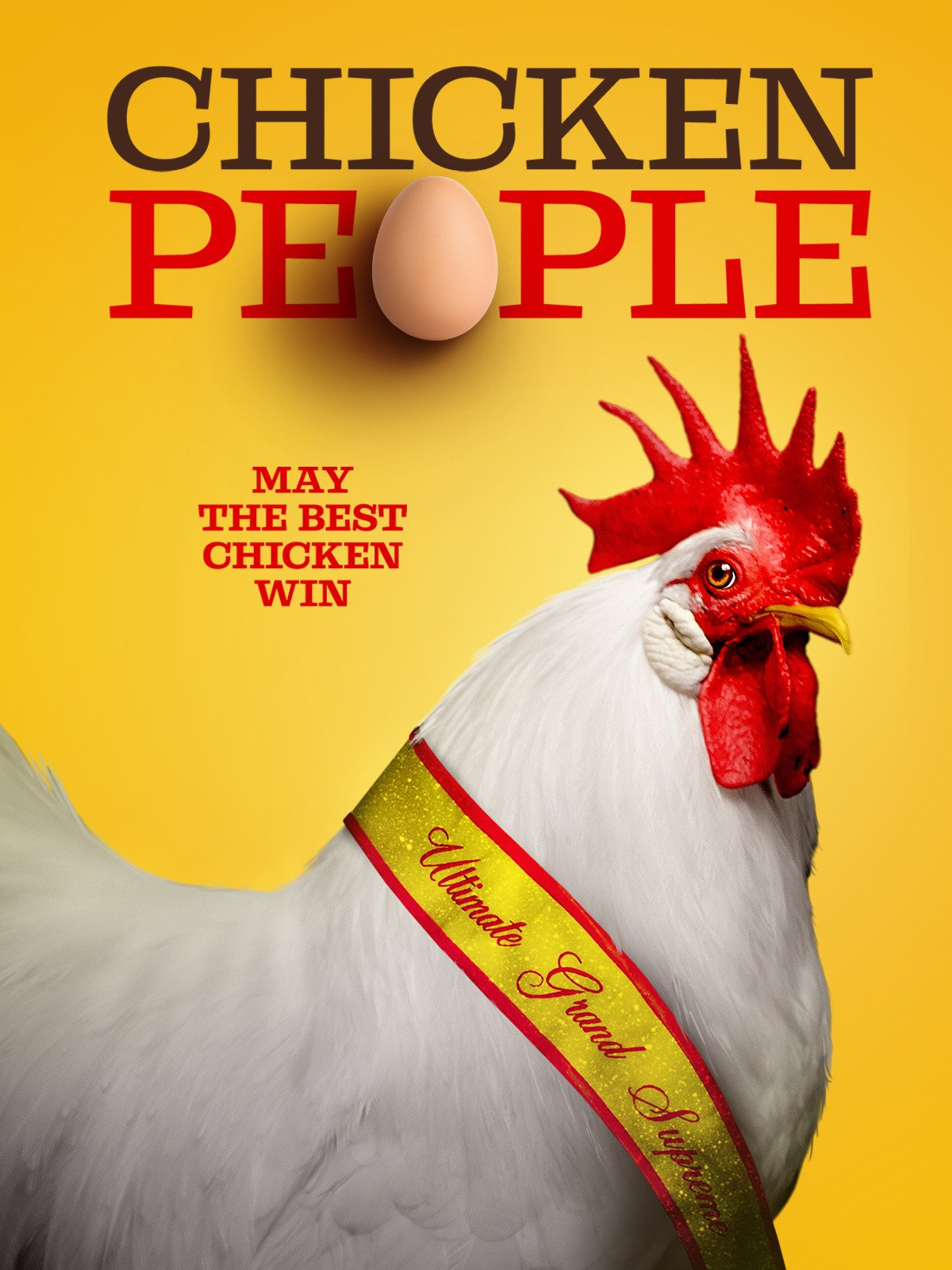 Chicken People on Amazon Prime Instant Video UK