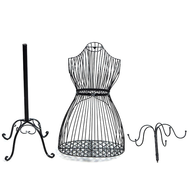 mannequin fer forge. Black Bedroom Furniture Sets. Home Design Ideas