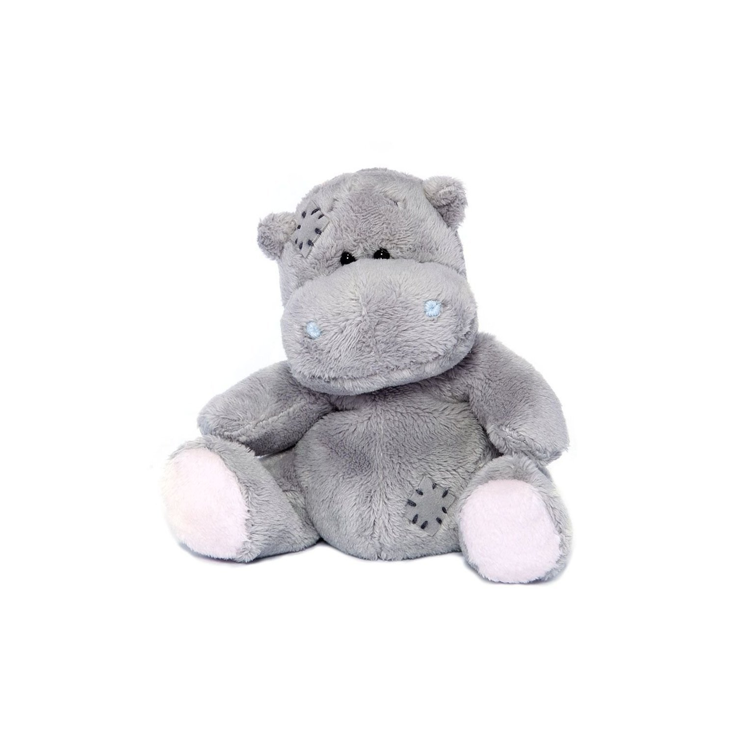 Me to You - My Blue Nose Friends Thomas the Hippo, 10cm (4 inch) SOFT PLUSH TOY the pygmy hippo story