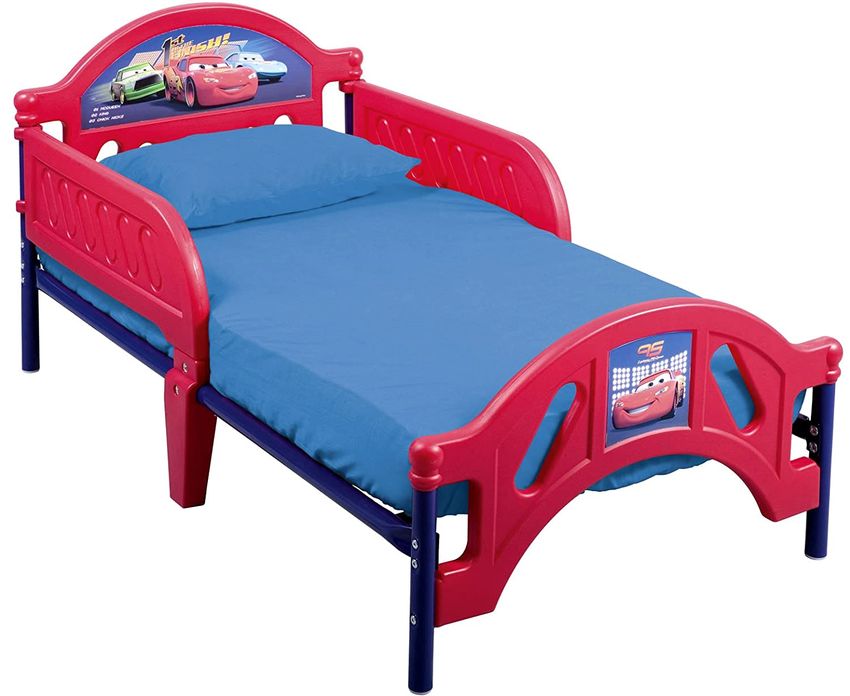 Cars Toddler Bed Set: Delta Cars Toddler Bed