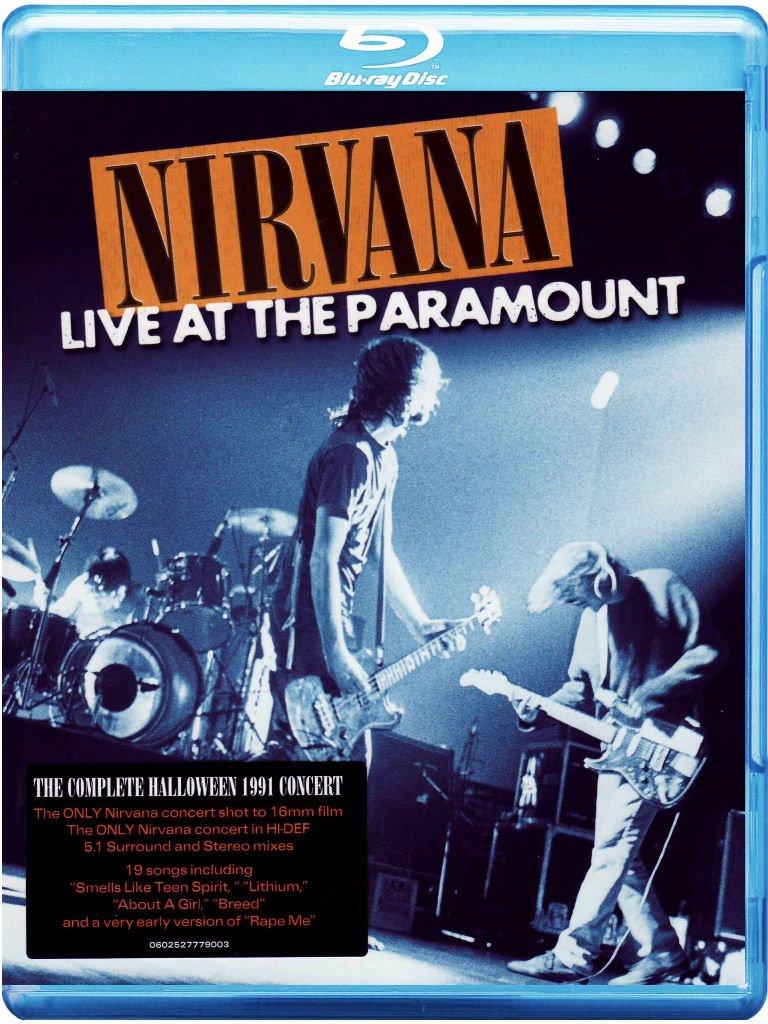 Nirvana Live At The Paramount [BD25]
