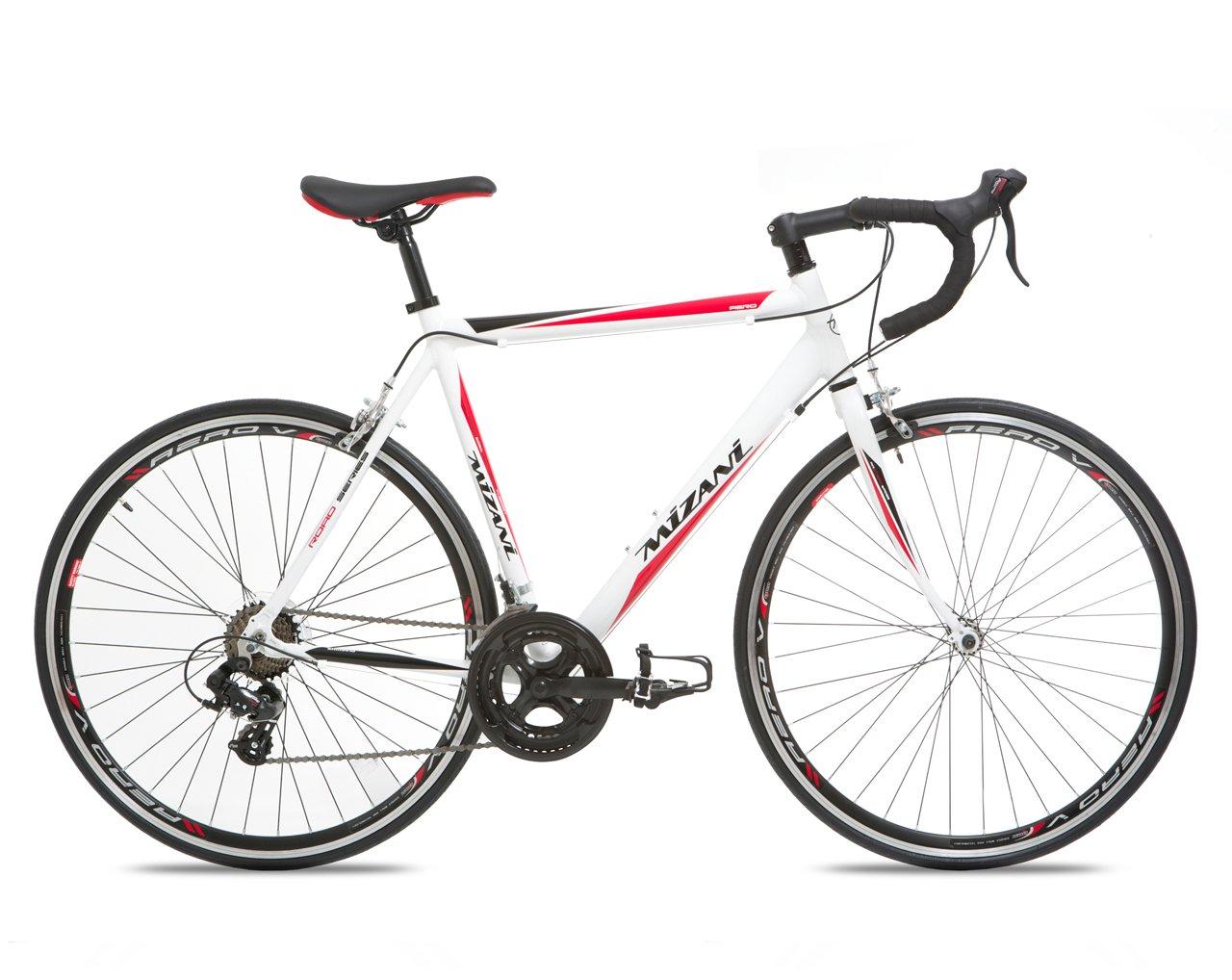 Bicicleta cuadro aluminio. Mizani Aero
