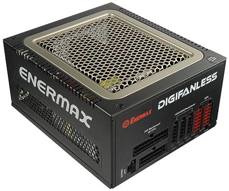Enermax Digifanless EDF550AWN Alimentation PC ATX 550 W Noir