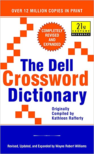 The Dell Crossword Dictionary (21st Century Reference)