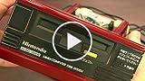Classic Game Room - NINTENDO FAMICOM DISK SYSTEM Console...